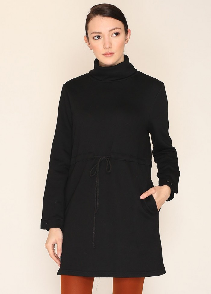 Vestido Kidman negro