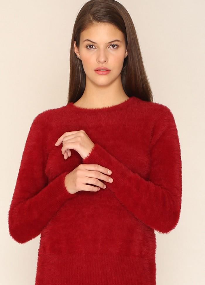 Jersey Foster rojo