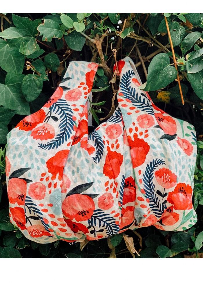 Beach bag blossom