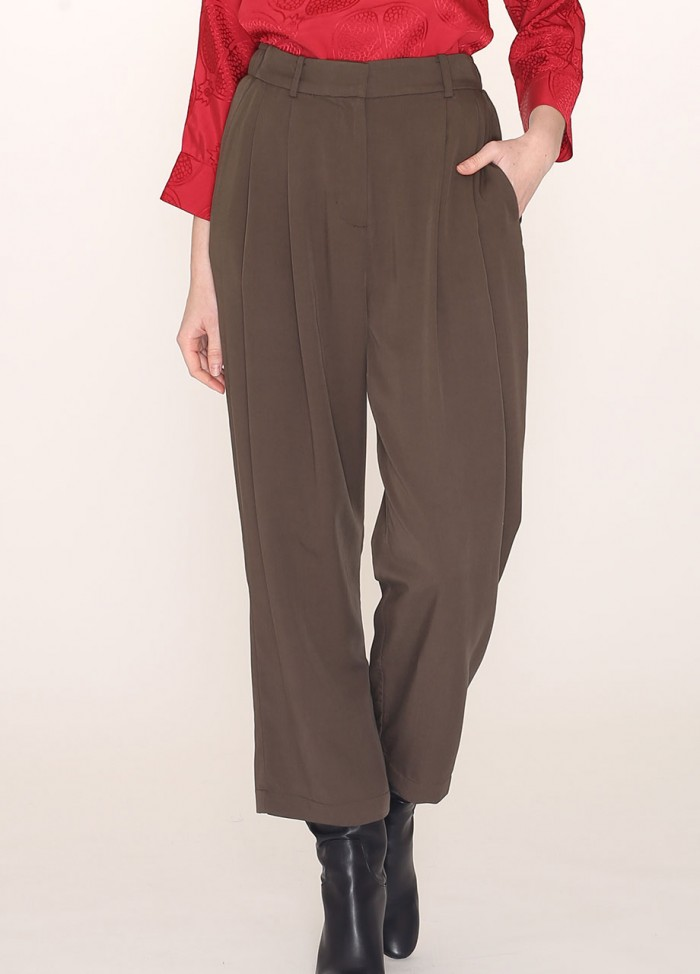 TENCEL TAILORED TROUSER...
