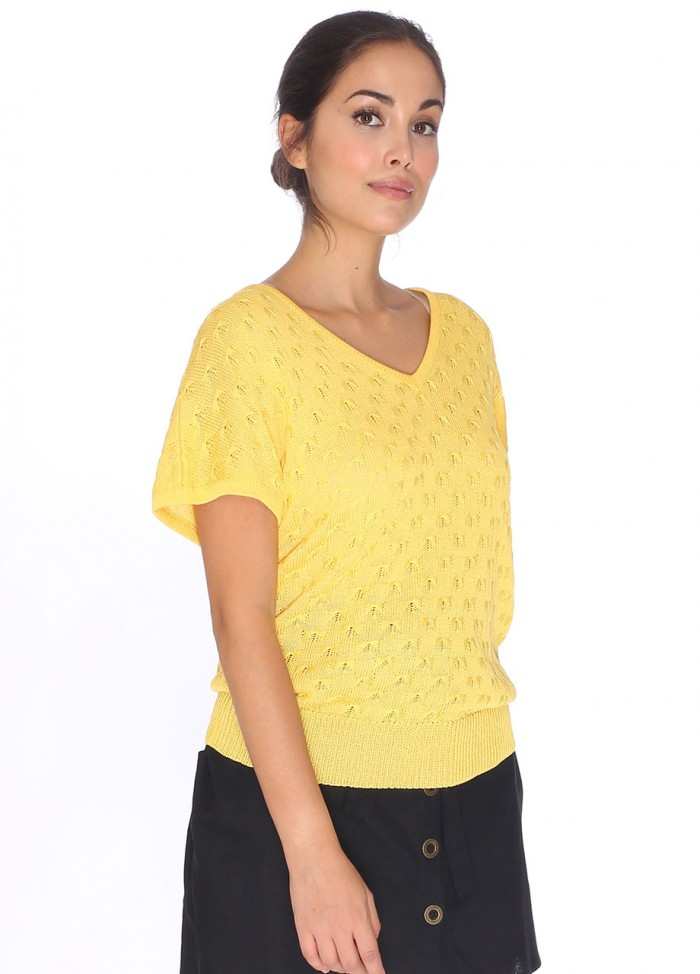 SW POINTELLE YELLOW