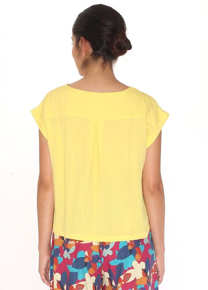 Vestido Lorena tiger print